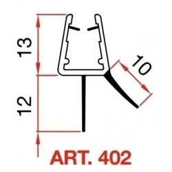 PROFILI PVC X CRISTALLI ART.402 MT 2.2