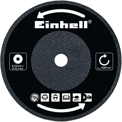 DISCHI X TRONCATRICE METALLO 355 mm