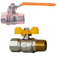 VALVOLE A SFERA X GAS POLL. 1/2