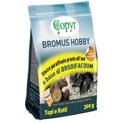ESCA TOPICIDA BROMUS HOBBY BLOCCO