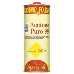 ACETONE PURO LINEA ITALFOL