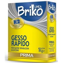 GESSO RAPIDO K2 BRIKO KG.1