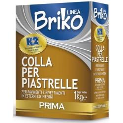 COLLANTE PER PIASTRELLE K2 BRIKO KG.1