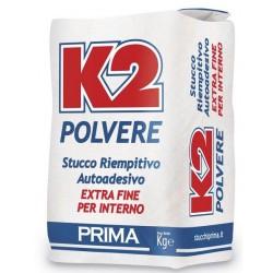 STUCCO RASANTE K2 IN POLVERE