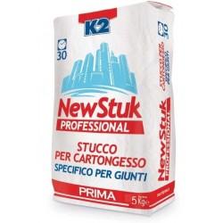 STUCCO K2 X CARTONGESSO KG 5