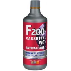 DISINCROSTANTE CASSETTE WC F200