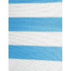 RETE OMBRA BIANCA-AZZURRA MTL 50