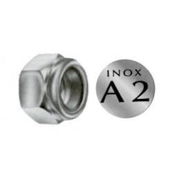 DADI AUTOBLOCCANTI INOX A2