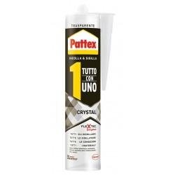 ADESIVO PATTEX TUTTO CON 1 CRYSTAL 290G
