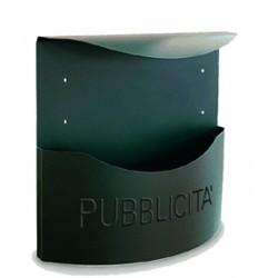 CASSETTE PUBBLICITA ALUBOX MOD. MARSUPIO